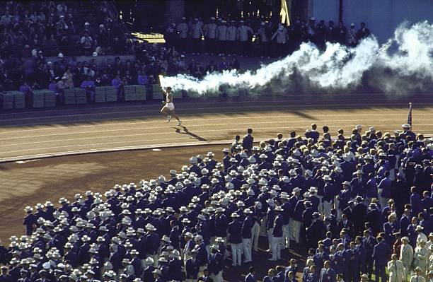 JPN: A Look Back At The Tokyo 1964 Olympic Games