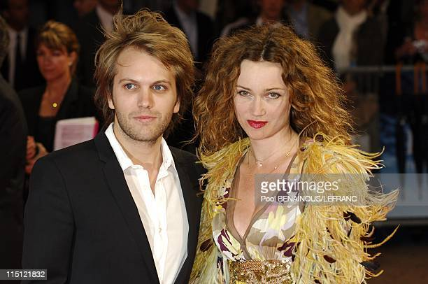 Opening Ceremony at the 33 rd American Film Festival of Deauville in Deauville France on August 31 2007 French writer Florian Zeller and French...