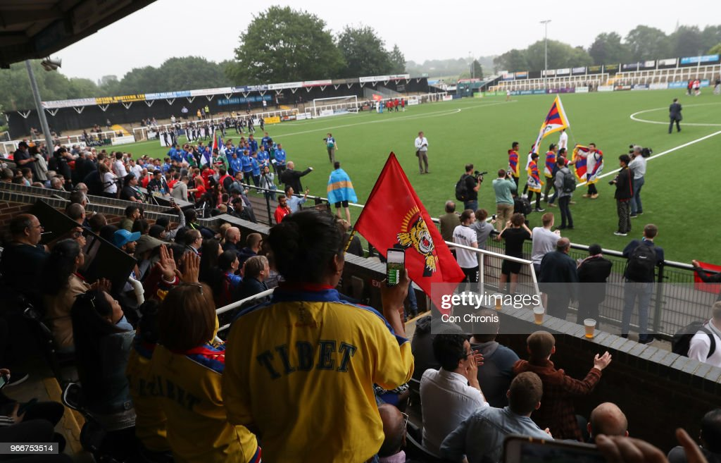 CONIFA World Football Cup 2018 : News Photo