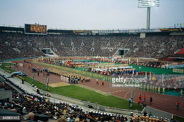 Opening Ceremony of the 1980 Summer Olympic Games