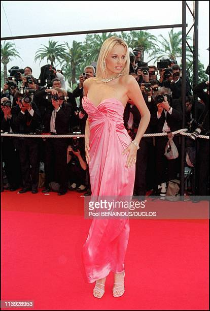 Opening Ceremony Of The 53Rd Cannes International Film Festival In Cannes France On May 10 2000Adriana Karembeu