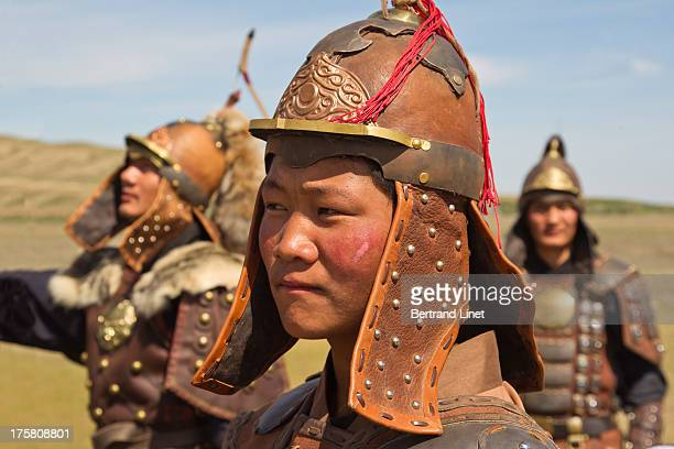 CONTENT] Opening ceremony of the Naadam ceremony in Kharkhorin West Mongolia