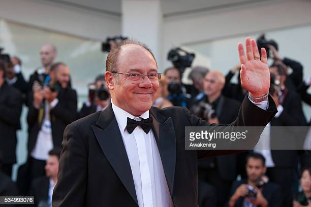 Opening cerimony and 'Birdman' premiere at the 71st Venice Cinema Festival in the photo Carlo Verdone