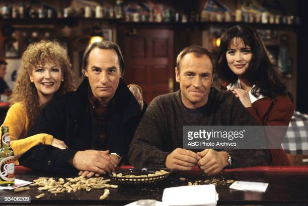 BALLGAME Opening Day 1/9/95 Coach stars Shelley Fabares and Craig T Nelson were guest stars in the premiere episode of this shortlived comedy...
