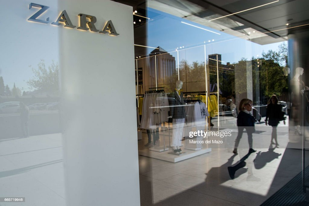opening day of the world s biggest zara store with 6 000 pictures