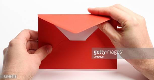 Eröffnung Liebesbrief