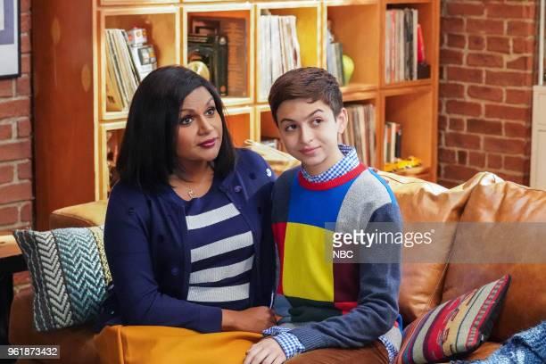 CHAMPIONS Opening Night Episode 109 Pictured Mindy Kaling as Priya JJ Totah as Michael