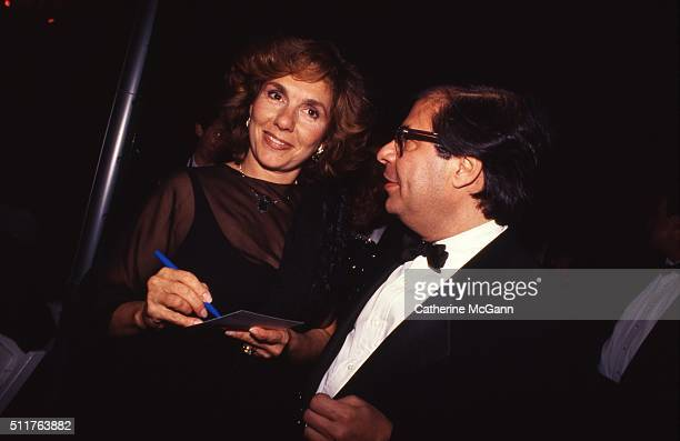 Opening of the Andy Warhol Museum in May 1994 in Pittsburgh PA Pictured left to right Teresa Heinz Kerry and Bob Colacello