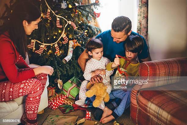 Que presenta en el día de Navidad