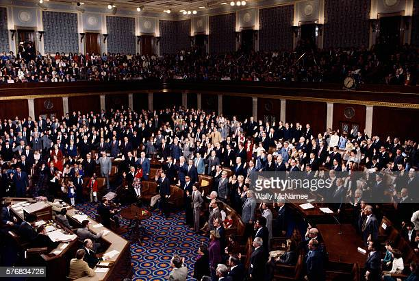 Opening Session of House of Representatives