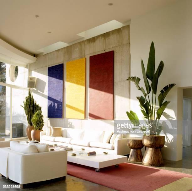 Open-plan Ibizan house renovation