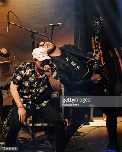 HARDY opens for Margan Wallen at Irving Plaza on February 21 2019 in New York City