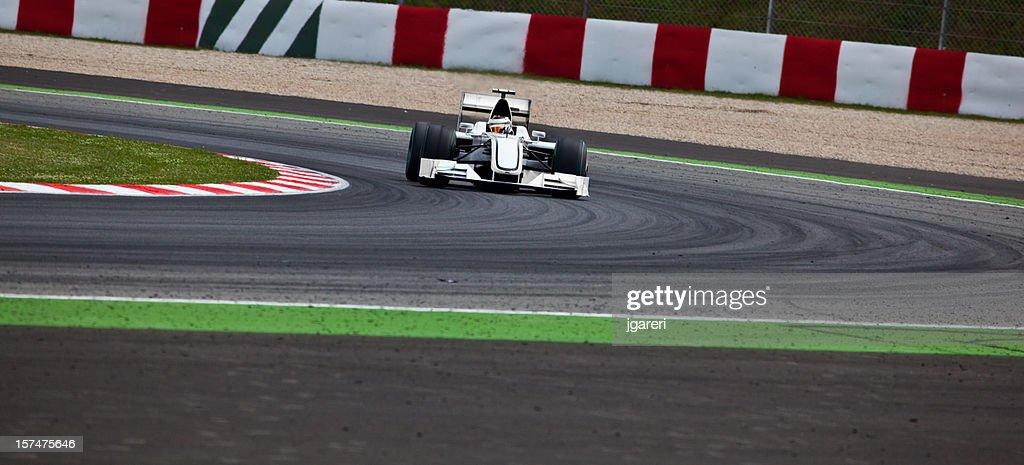 Open-wheel Racecar : Stock Photo