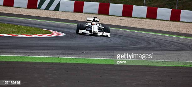open-wheel racecar - grand prix motor racing stock pictures, royalty-free photos & images