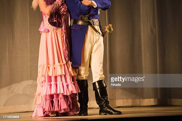 opera at the stage - british culture stock pictures, royalty-free photos & images