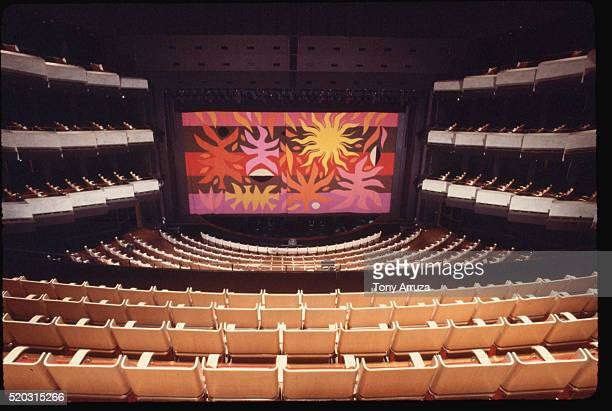 Opera Auditorium at the Sydney Opera House