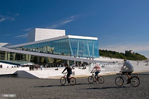 Opera building.