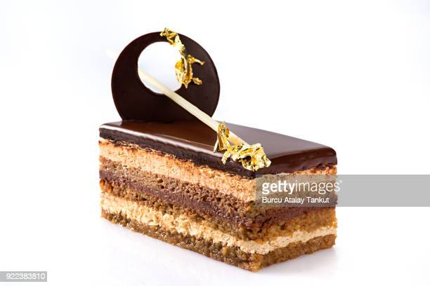 opera cake - opera stock pictures, royalty-free photos & images