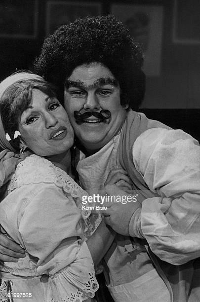 FEB 7 1977 FEB 24 1977 FEB 25 1977 Opera Fair Presents Rita' At Bonfils Theatre For Children Stuart Steffen and Glen McGrath star in production that...