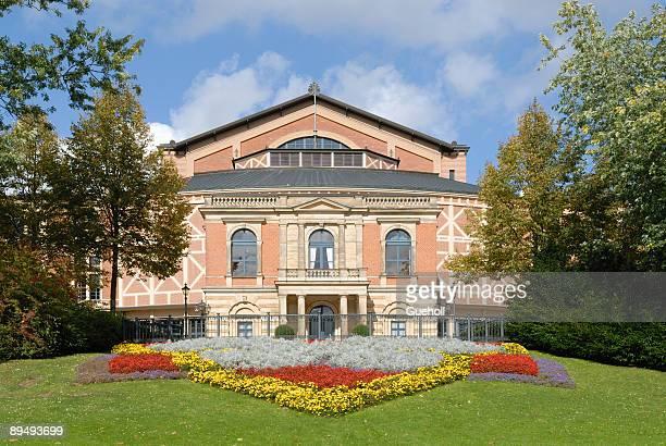 Bayreuth Festspielhaus opera