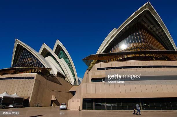 Opera House full view back