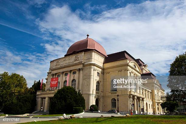 opernhaus graz - graz stock photos and pictures