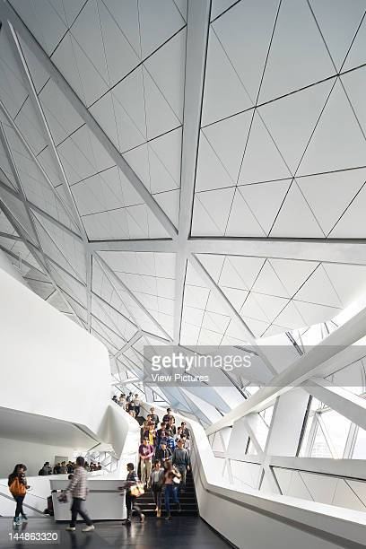 Zaha Hadid Guangzhou Opera House Zaha Hadid Architects Guangzhou China 2011