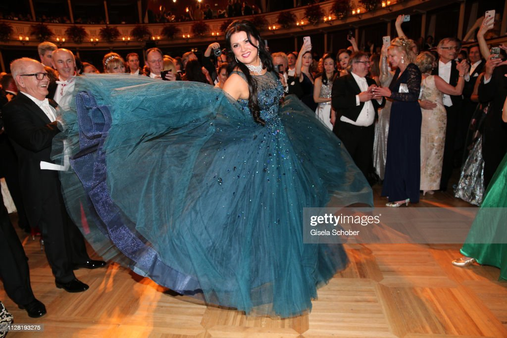 Opera Ball Vienna 2019 : News Photo