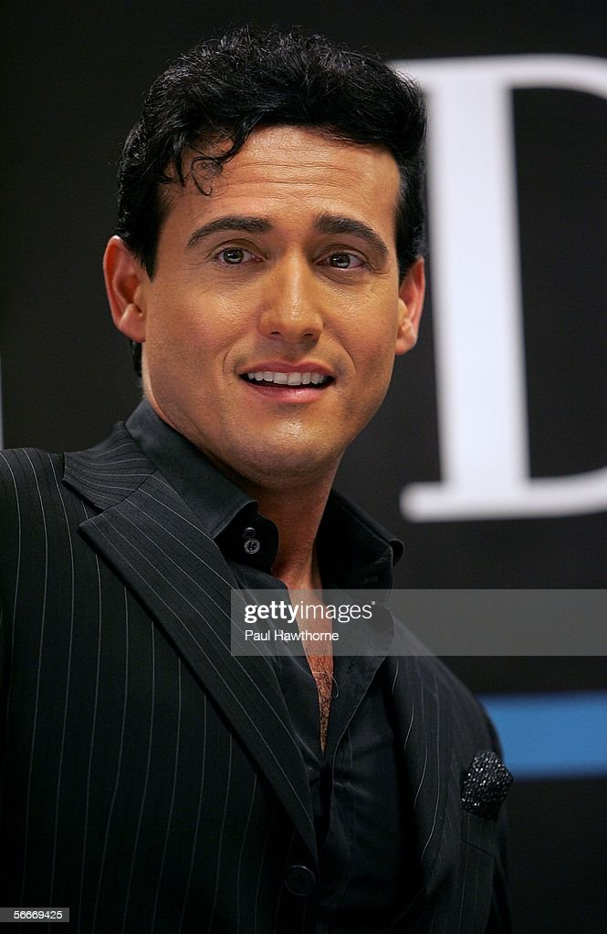 On The 6th: Carlos Marin From Il Divo Leaked Nude Pictures