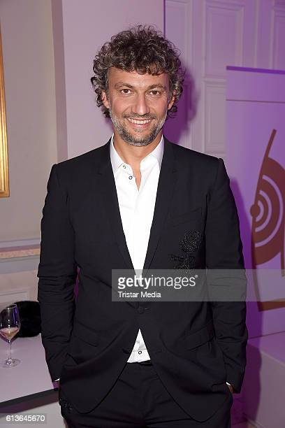 Opera singer Jonas Kaufmann attends the Klassik Echo 2016 on October 9 2016 in Berlin Germany