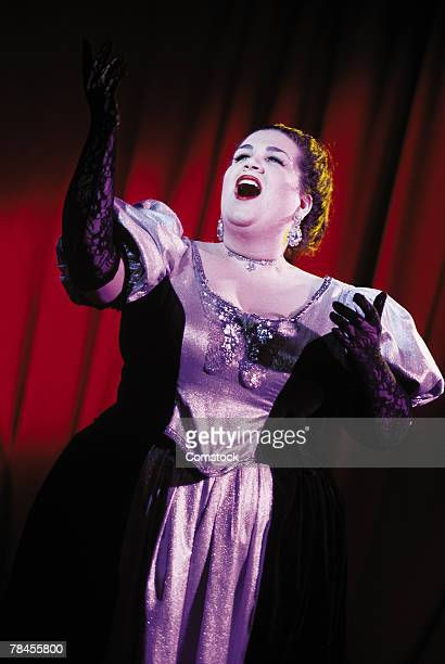 opera singer - opera stage stock pictures, royalty-free photos & images