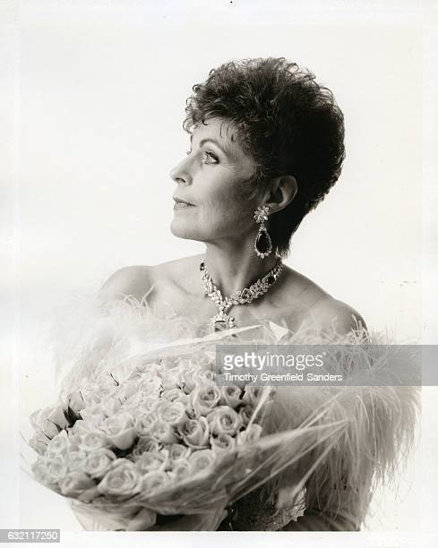 Opera singer Roberta Peters is photographed in 1990, in New York City.