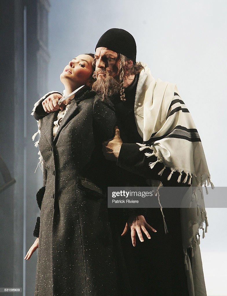 Opera singers, Bass-baritone Daniel Sumegi and Mezzo-soprano