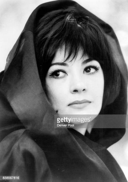 Opera Star Anna Moffo gives views on Voice training Credit The Sunday Denver Post