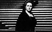 Operatic soprano montserrat caballe performing i vespri siciliani in picture id535495515?s=170x170