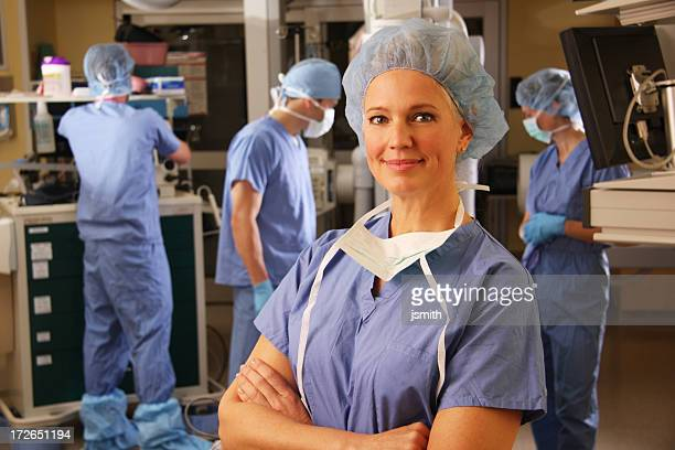 Operating Room Smile