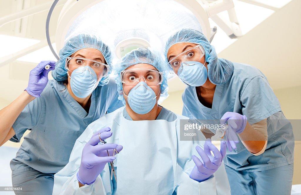 Salle d'opération de chirurgie : Photo