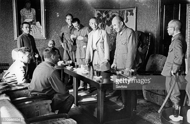 Operation august storm the terms of japan's surrender to the soviet union are being negotiated manchuria august 1945
