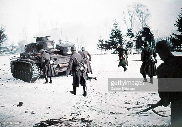 Operation Barbarossa Heavy Panzer Platoon has been rushed to the Stalingrad theater 1942 The German offensive soon ended in complete failure and...
