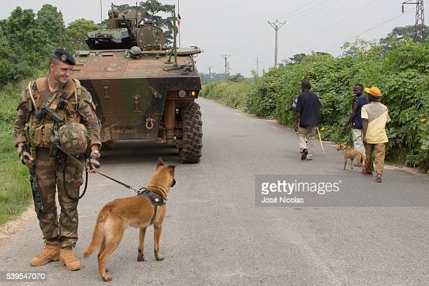Operation Sangaris is a military intervention of the French military in the Central African Republic, ongoing since the 5th of December 2013. 2nd...