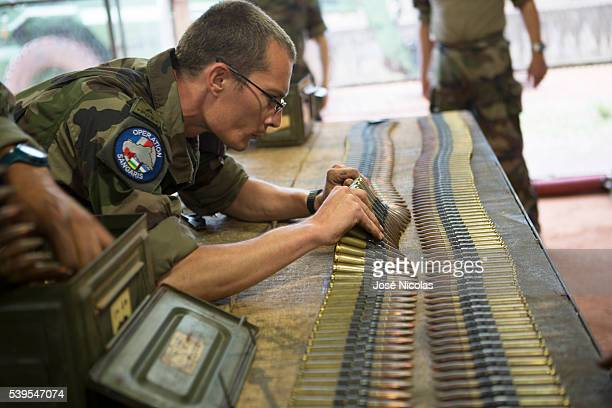 Operation Sangaris is a military intervention of the French military in the Central African Republic, ongoing since the 5th of December 2013....