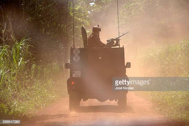 Operation Sangaris is a military intervention of the French military in the Central African Republic ongoing since the 5th of December 2013