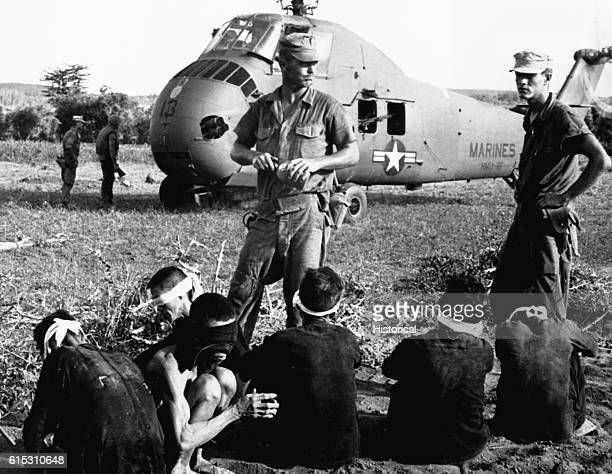 Operation Starlight a US Marine Corps search and destroy operation south of Chu Lai Viet Cong casualties stood at 599 killed six captured Viet Cong...