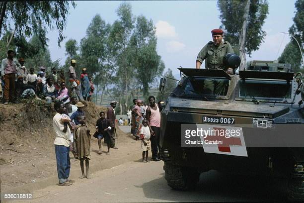 Operation Turquoise was a French military operation in Rwanda organized by the United Nations The mission assembled in Zaire on June 22 called for...