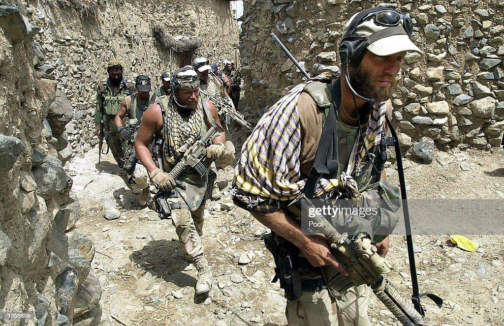 Operation Mountain Sweep : News Photo