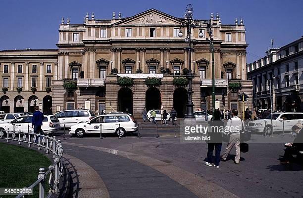 Opernhaus Scala Aussenansicht 1999