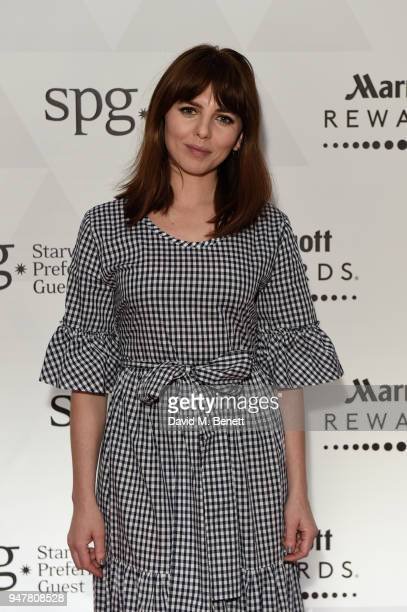 Ophelia Lovibond attends as Marriott International celebrates worldclass loyalty programme with event including exclusive performance from Rag'n'Bone...