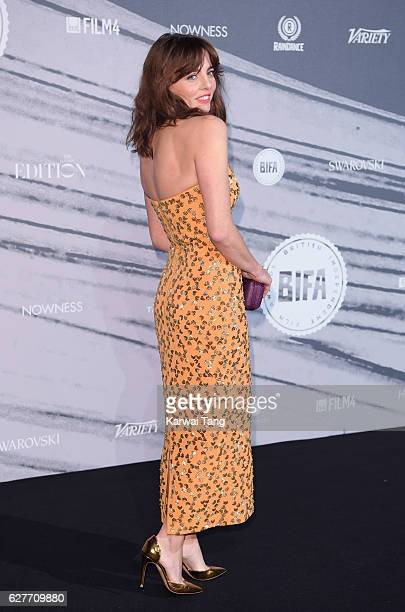 Ophelia Lovibond attends at The British Independent Film Awards at Old Billingsgate Market on December 4 2016 in London England