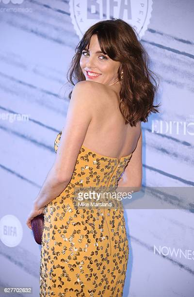 Ophelia Lovibond attends at The British Independent Film Awards Old Billingsgate Market on December 4 2016 in London England
