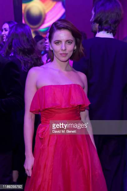 Ophelia Lovibond attends the after party of the 65th Evening Standard Theatre Awards In Association With Michael Kors at London Coliseum on November...